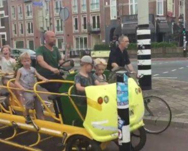 Vídeo Mostra Como São Os Transportes Escolares Na Holanda 2