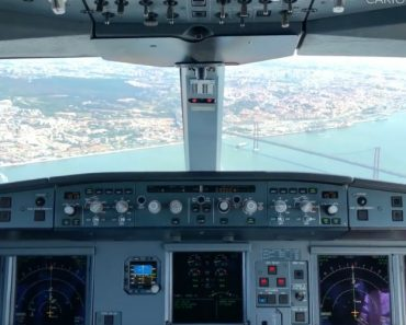 Descolagem e Aterragem (e Todos Os Pormenores) De Um Voo Rio De Janeiro – Lisboa Filmada Do Cockpit Do TAP A330 4