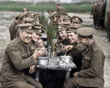 Peter Jackson Restaura De Forma Sensacional Vídeos Da I Guerra Mundial 5