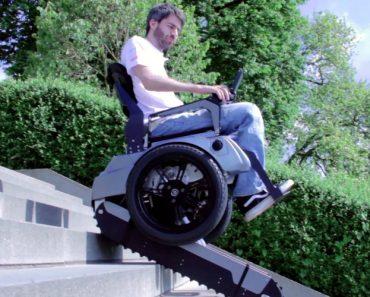 Uma Invenção Que Vai Mudar a Vida De Quem Usa Cadeira De Rodas 4