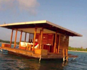 Parece Uma Simples Cabana Quando Vir o Seu Interior Vai Ficar Sem Palavras 5
