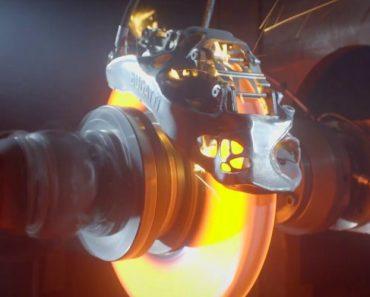 Vídeo Mostra Como a Bugatti Testa Os Seus Travões 2