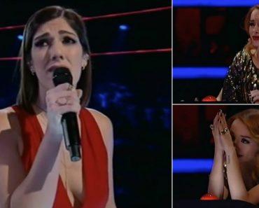 """Diana Castro Volta a Encantar Com """"Para Os Braços Da Minha Mãe"""" No The Voice Portugal 2"""