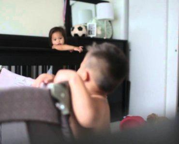 Câmara Escondida Revela o Que Os Bebés Fazem Durante a Sesta 9