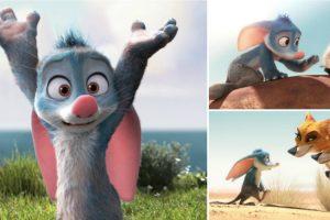 Bilby… Uma Curta Da DreamWorks Nomeada Para Os Óscares! 10