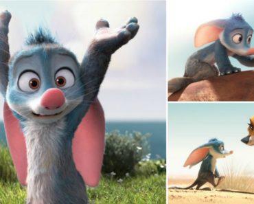 Bilby… Uma Curta Da DreamWorks Nomeada Para Os Óscares! 2