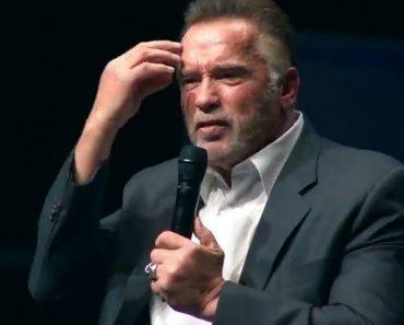 Arnold Schwarzenegger Arrasa Com o Discurso Mais Motivador De 2018 9