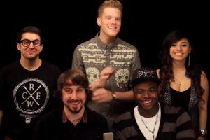 5 Vozes Fantásticas Juntaram-se Para Mostrar De Forma Espetacular a Evolução Da Música 10