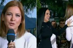 Apresentadora Vanessa Oliveira Termina 2018 Com Queda Em Direto 10