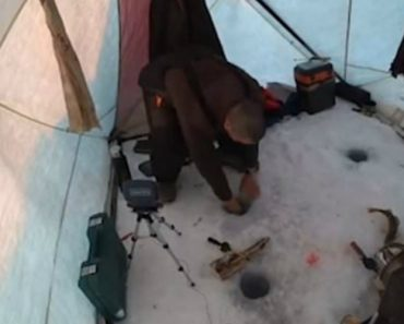 Quando Um Pescador Subestima a Força e Rapidez Da Sua Pescaria 2