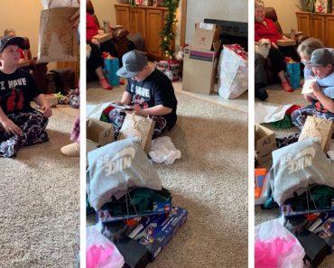 Ser Adotado… o Melhor Presente De Natal Que Esta Criança Poderia Ter Recebido! 2