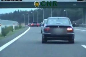 Vídeo Da GNR Mostra Manobras Perigosas Nas Estradas Portuguesas 9