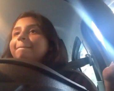 Mãe Tem a Infeliz Ideia De Ensinar a Filha a Conduzir o Carro Da Família 7