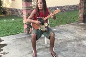 Talentoso Músico De Reggae Faz Medley De Bob Marley Capaz De o Deixar De Boca Aberta 9