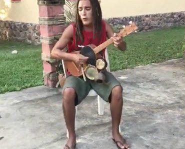 Talentoso Músico De Reggae Faz Medley De Bob Marley Capaz De o Deixar De Boca Aberta 4