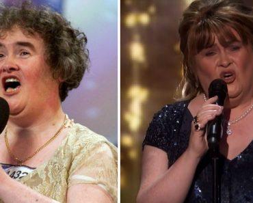 """Lembra-se De Susan Boyle? Ela Está De Volta Ao """"Got Talent"""" e Deixa Todos De Boca Aberta 3"""