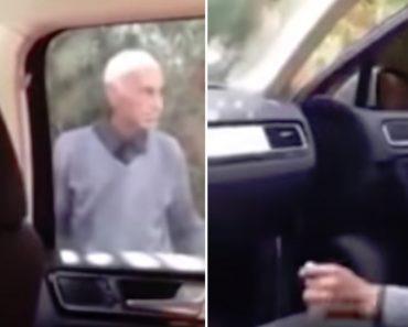 Marroquino Tenta Roubar Carro Com Vidros Fumados Sem Se Aperceber Que Está Gente No Interior 8