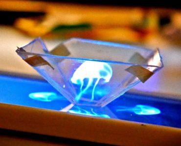 Como Transformar Um Smartphone Num Holograma 3D 2