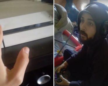 Mulher Desliga Playstation Do Marido a Meio Do Jogo Por Ignorar o Choro Do Filho 5