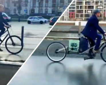 Grupo De Estudantes Cria Bicicleta Dobrável Que Permite Transportar Carga Até 60 Quilos 4