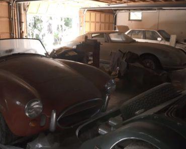 Garagem Com 4 Milhões De Euros Em Carros Encontrada Ao Fim De 28 Anos 3