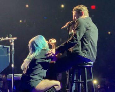 Bradley Cooper Surpreende Lady Gaga Durante Concerto Em Las Vegas 2