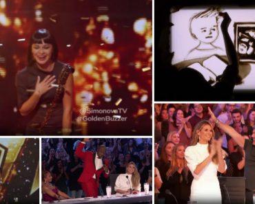 Concorrente Do America's Got Talent Conquista Botão Dourado Com Emocionante Animação Em Areia 5