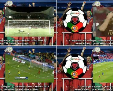 5 Relatos Inesquecíveis Da Seleção Portuguesa De Futebol 5