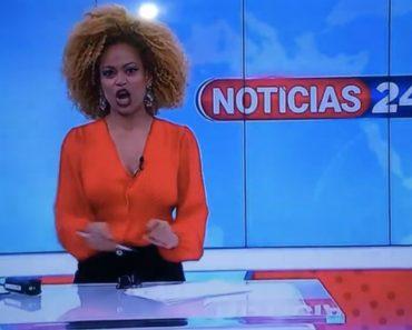 Conceição Queiroz Com Palavras Impercetíveis Em Direto Na TVI24 1
