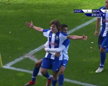 O Filho De Sérgio Conceição Que Faz Lembrar Messi 7