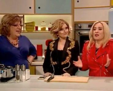 Herman José Faz Paródia Com Cristina Ferreira, Júlia Pinheiro e Judite Sousa 7