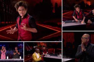 Shin Lim Regressa Ao America's Got Talent Para Mais Uma Vez Fazer-nos Acreditar Que a Magia Existe 9