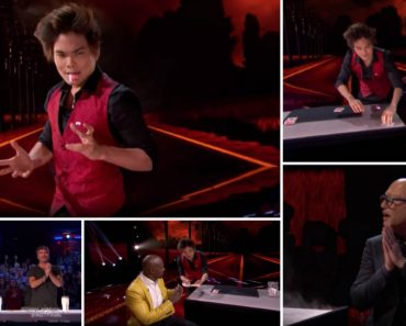 Shin Lim Regressa Ao America's Got Talent Para Mais Uma Vez Fazer-nos Acreditar Que a Magia Existe 6