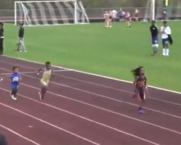Blaze: Um menino De 7 Anos Tão Rápido Que Todos Dizem Ser o Próximo Usain Bolt 8