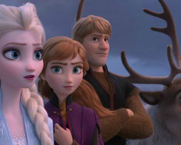 Disney Divulgou o Primeiro Trailer Do Filme Frozen 2 3