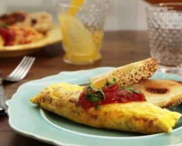 Aprenda a Fazer Uma Omelete... Dentro De Um Saco De Plástico 8