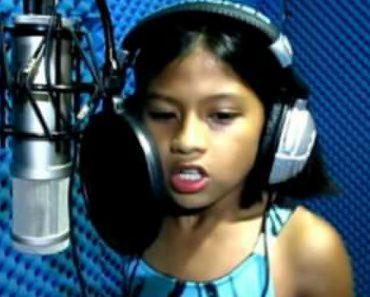 Menina De 10 Anos Impressiona Ao Cantar Tema De Celine Dion 5