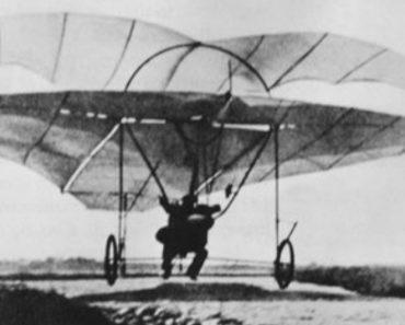 Imagens Antigas Do Início Da Aviação e As Suas Tentativas Falhadas 9