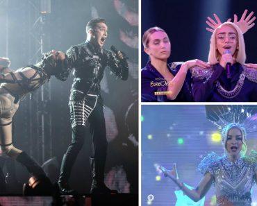 Adversários De Conan Osíris Na Eurovisão São Tão Ou Mais Excêntricos Que o Português 7