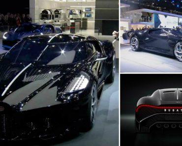 """Bugatti """"La Voiture Noire"""" é o Carro Novo Mais Caro De Sempre… 16,7 Milhões De Euros! 7"""
