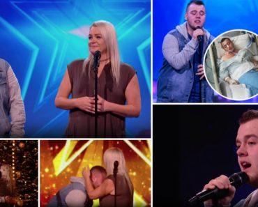 Dueto Emotivo Entre Mãe e Filho Dá Direito a Botão Dourado No Ireland's Got Talent 5