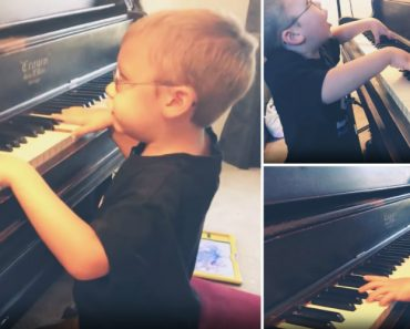 """Menino Cego De 6 Anos Surpreende o Mundo a Tocar No Piano o Mítico Tema """"Bohemian Rhapsody"""" 3"""