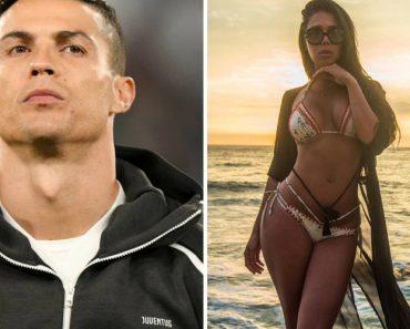 Modelo Mostra Na TV Mensagens Trocadas Com Cristiano Ronaldo 3