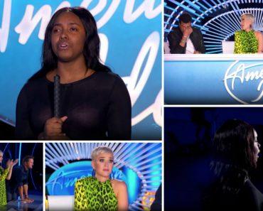 """Jovem Cega De 17 Anos Leva Jurado Do """"American Idol"""" Às Lágrimas Com a Beleza Da Sua Voz 6"""