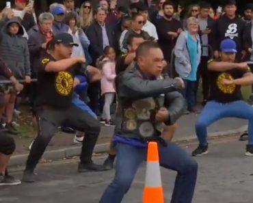 O Arrepiante Haka Em Homenagem Às Vítimas Do Ataque Na Nova Zelândia 2