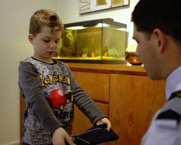 A Homenagem Da Força Aérea Portuguesa Aos Pais Que Não Vão Estar Em Casa 10