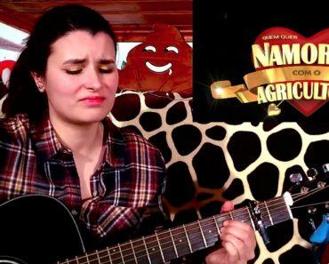 """Jovem Cria Canção """"Forte"""" Para Descrever """"Quem Quer Namorar Com o Agricultor"""" 9"""