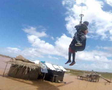 O Resgate De Uma Mulher Em Moçambique Feito Por Um Fuzileiro Português 6