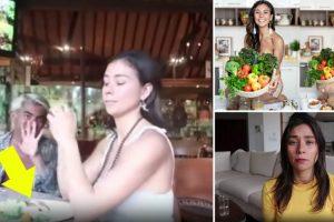 """""""Influencer"""" Vegan é Apanhada a Comer Peixe Em Vídeo e Os Seus Seguidores Não Perdoam 14"""