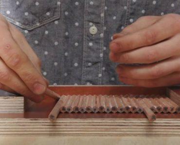 Artista Finlandês Juntou Vários Lápis De Cor e Teve Uma Ideia Genial 1